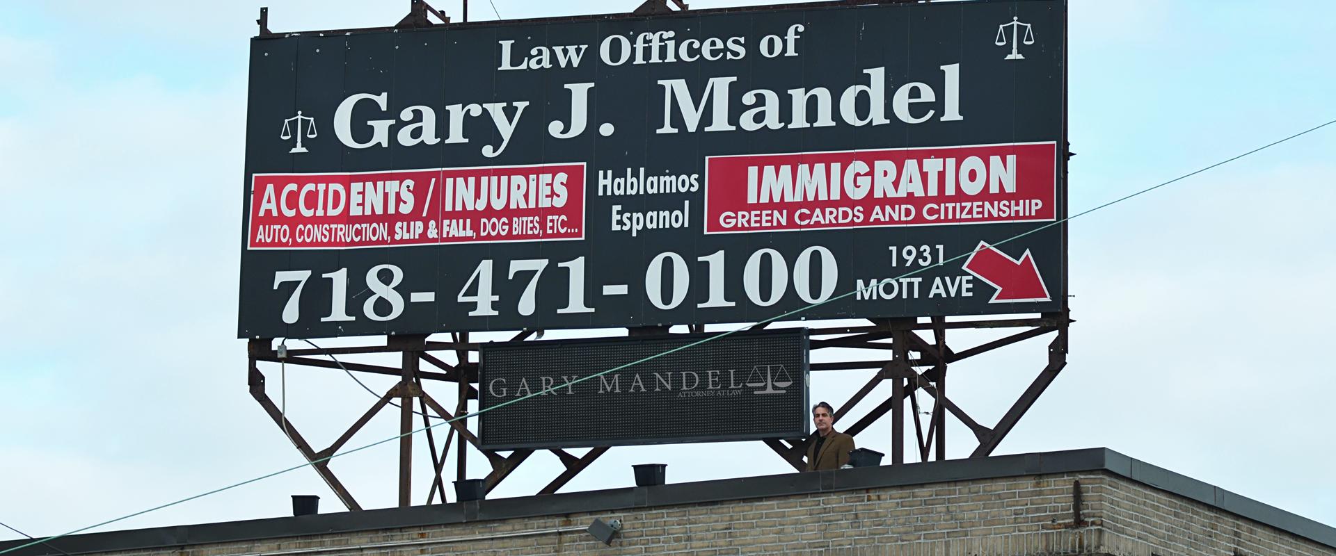Gary Mandel Billboard
